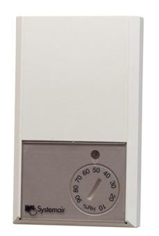 Регулятор влажности HR1 Room Humidistat IP21 Systemair