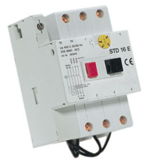 STDT 16E Motor Protection