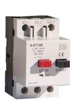S-ET 10E Motor Protection