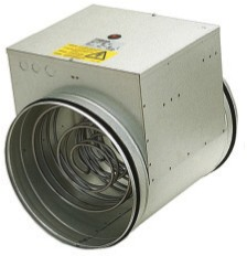 CB 100-0,4 230V/1 Duct heater