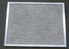 PFVX 400 filter alu.