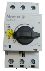 MSEX 0,25-0,4 PKZM motor prot.