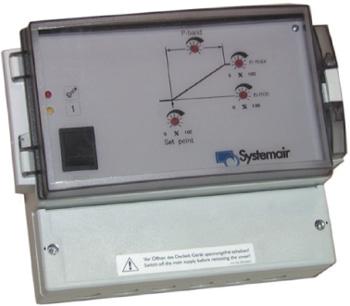 REP 6 Pressure regulator