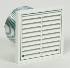 BVK 120 Wall vent kit