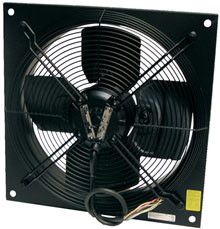 AW 355 D4-2-EX Axial fan ATEX