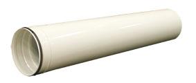 LPS-P-200-1000 Unperf. duct