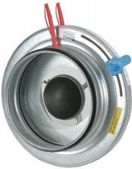 SPM-300 Iris damper with bulb