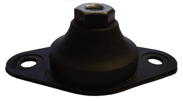 SD 710-1000 rubber mounts AXC