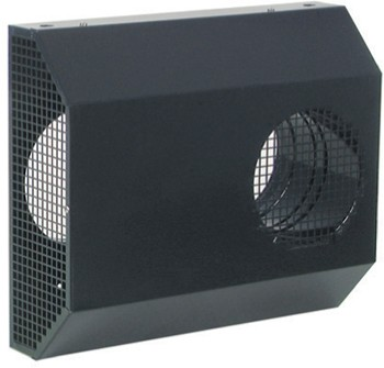 CVVX 315 Combi grille, black