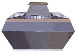 LGV 800/900 roof cowl