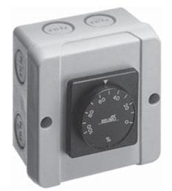 Позиционер привода SGA24 Damper Actuator Systemair