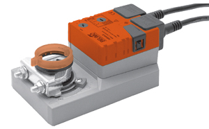Привод SM24A Damper actuator Systemair