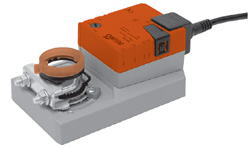 Привод SM24A-SR Damper actuator Systemair