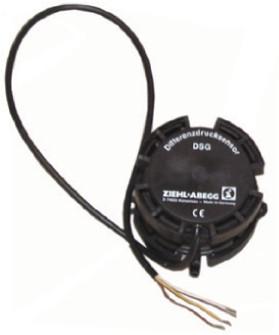 Датчик DSG 1000 Sensor 0-1000Pa Systemair