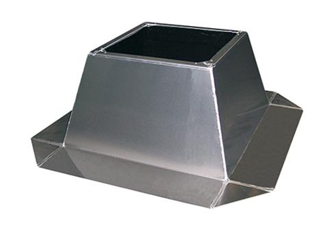 FDS 450/500 flat roof socket