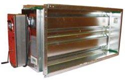 Отсечной клапан EFD 90-50 Damper cl.3 + NF24 Systemair