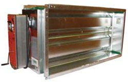 Отсечной клапан EFD 120-60 Damper cl.3 + NF24