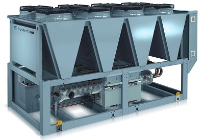 SYSCREW 400 Air EVO CO