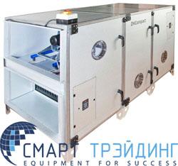 DVCompact с рекуперацией тепла